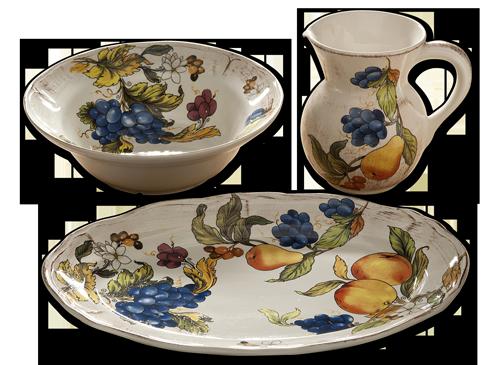 Produzione di piatti vassoi in ceramica per la tavola - Servizi di piatti ikea ...